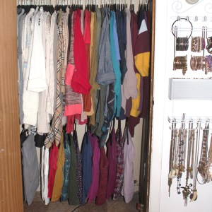 How I Doubled My Closet Space