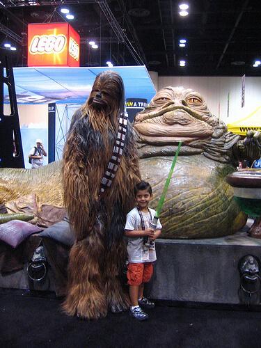 Tall Chewbacca