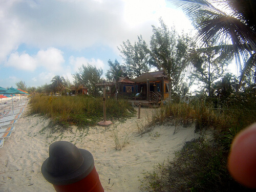 Serenity Bay Cabanas - Castaway Cay