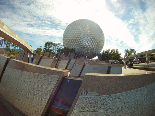 Spaceship Earth and Leave a Legacy