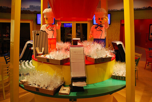 LEGOLAND Discovery Center in Texas