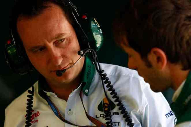 Race Engineer Formula One