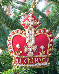 Traditional Christmas Decoration from Britain