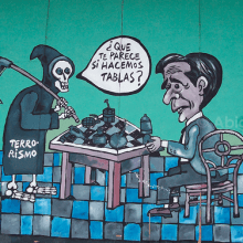 Street art in Cuba from @insidetravellab
