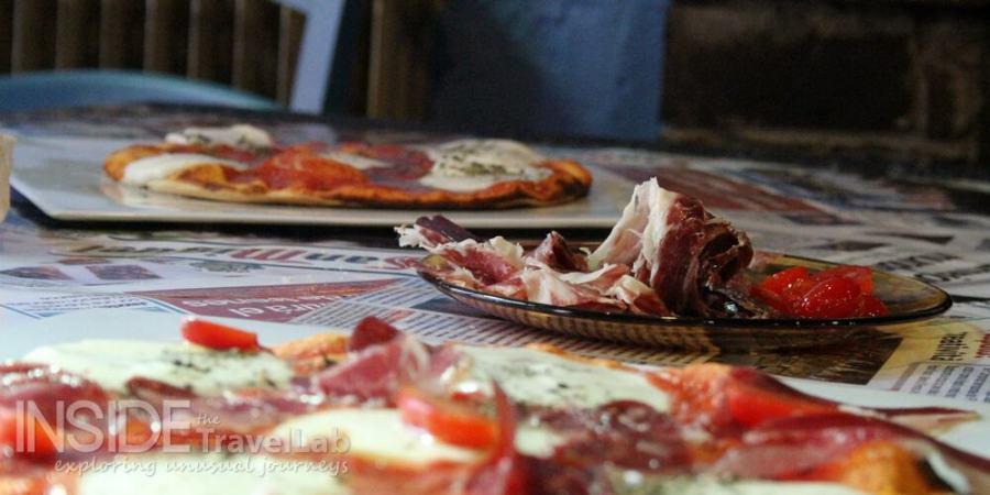 Pizza IDeas - back to basics