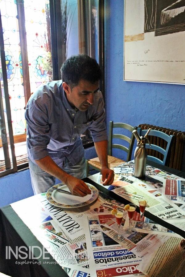 Pizza Ideas Fabian Martin in Llivia