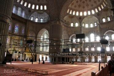 About Istanbul - Blue Mosque