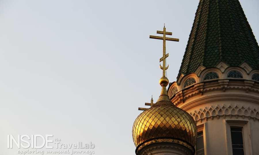 PHots of Sofia - Russian church