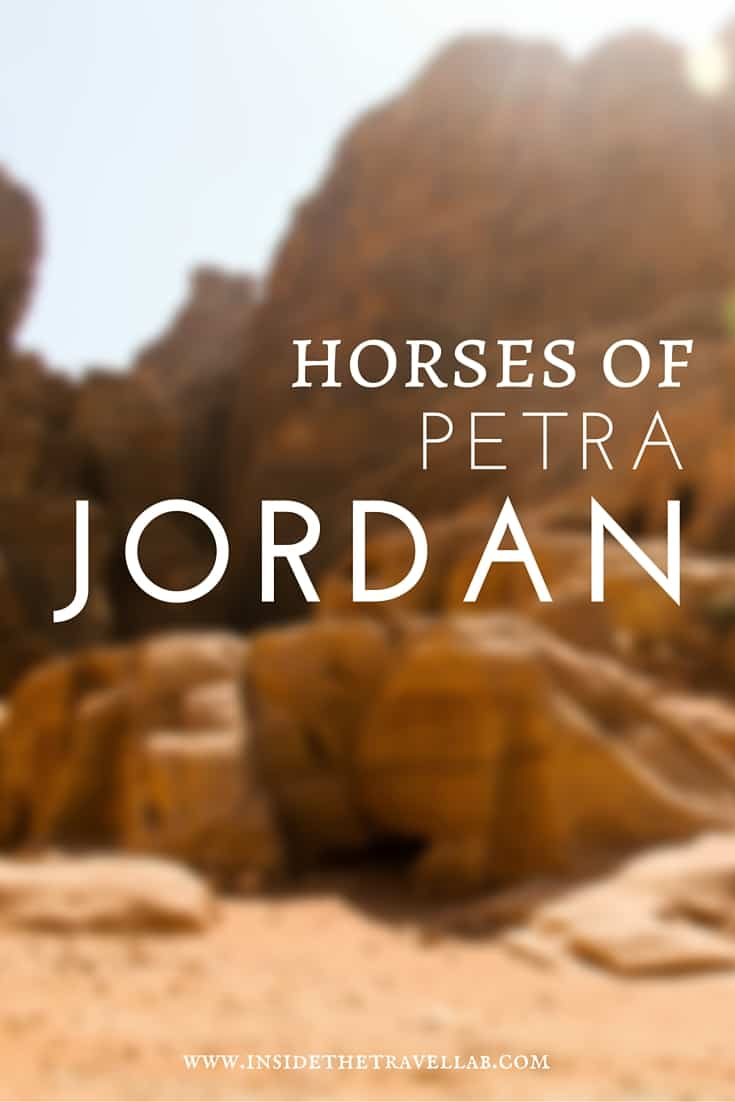 Highlights of Jordan > Petra at sunset isn't a place you want to leave. It looks beautiful, you feel hot and tired and there's a professional army of touts with a menagerie of animals whose job it is to make you stay. Donkeys, camels, horses, chariots. They all promise to make your journey easier and to let you stretch out time itself. - via @insidetravellab