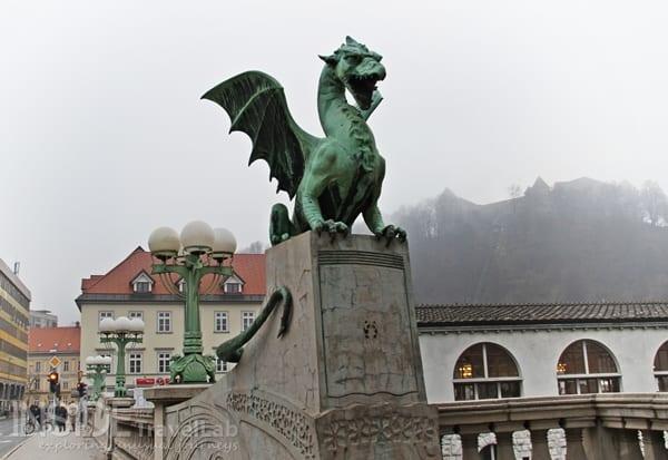 Ljubljana Dragon, Slovenia