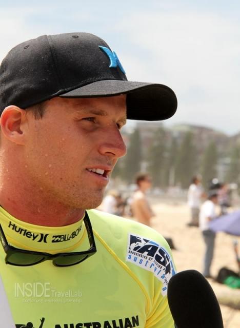 Mitch Crews Pro Surfer