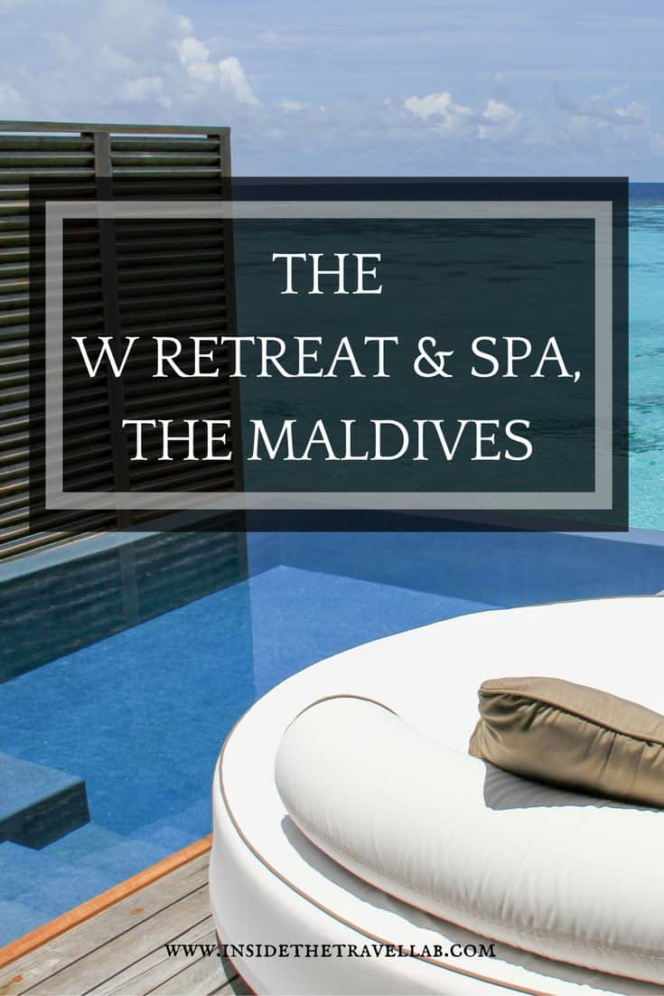 The W Retreat & Spa The Maldives