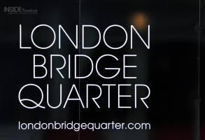 London Bridge Hotel the Shard Glass