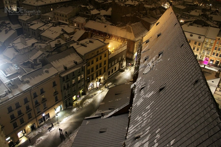 Photos of Krakow in the snow004