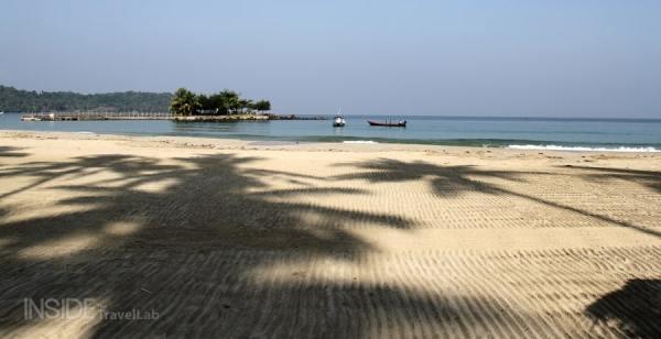 Ngapali beach Burma or Myanmar