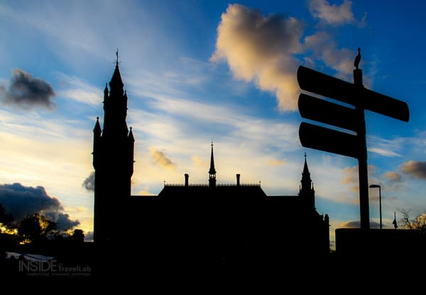 ICJ in shadows The Hague