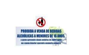 proibido vender alcool a menores