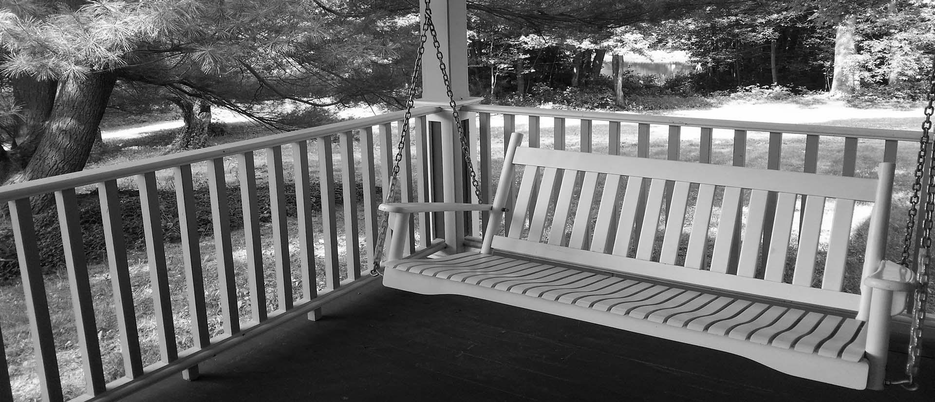 Beautiful deck