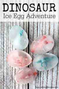 Dinosaur Ice Egg Adventure