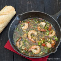 Bahama Breeze Skillet Simmered Jerk Shrimp
