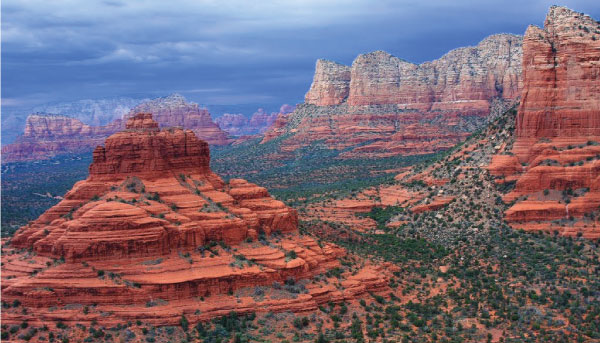 Spiritual Places Sedona, Arizona