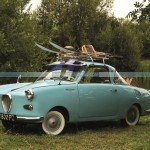 Classic Car - Perfect for cool camping
