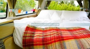glamping inspired camping cool camping glampervan hire company
