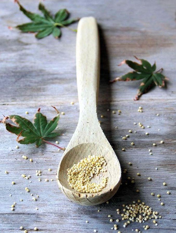 Whole Millet Seed Porridge