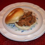 Crock-Pot Barbecue Pulled Pork