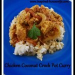 Chicken Coconut Crock Pot Curry