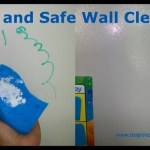 Easy and Safe Wall Cleaner