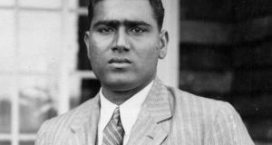 Cricketer Mohammad Nissar
