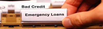 Emergency Loans for Bad Credit Direct Lenders No Credit Check