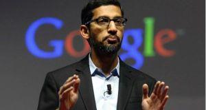Google's CEO, Sundar Pichai
