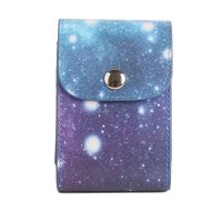 [Fujifilm Instax Mini Photo Case] - Nodartisan Galaxy Starry Sky PU Leather Case Bag for Storaging Films and Photos Taken by Instax Mini 8 8+ 7s 70 90 25 50s