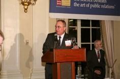 Frank Ovaitt, Institute for Public Relations