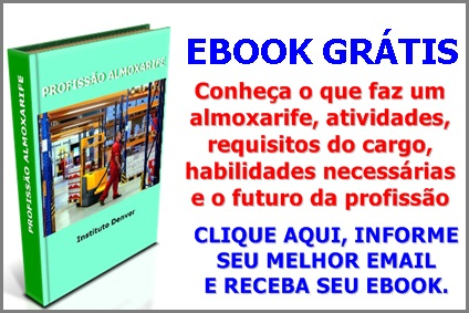 PROFISSÃO ALMOXARIFE - EBOOK-GRÁTIS