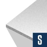 Foam Board Insulation 1.8 in x 4 ft x 8 ft R-8.4 EPS HalfBack
