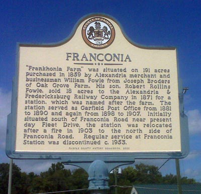 Franconia Car Insurance