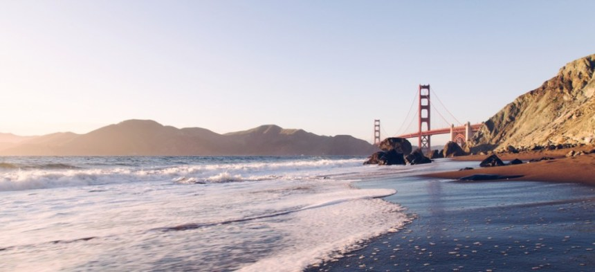 Climate change affects the precipitation in the San Francisco Bay Area, including the Golden Gate National Recreation Area.