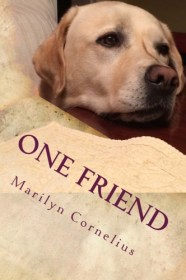 One Friend is a collection of poems from the perspectives of animals and animal rights activists.