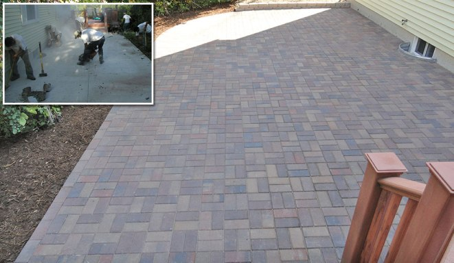 Unilock Hollandstone Pavers