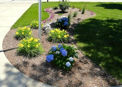 landscaper, Milwaukee landscaping, retaining wall builder