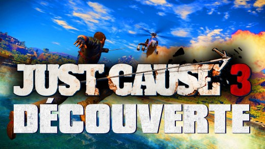 [D] Just Cause 3