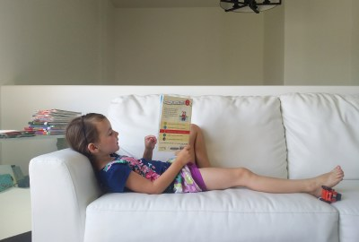 Our Homeschool Month - July in Review - the books we read! Including picture books, read alouds and mom's reads.