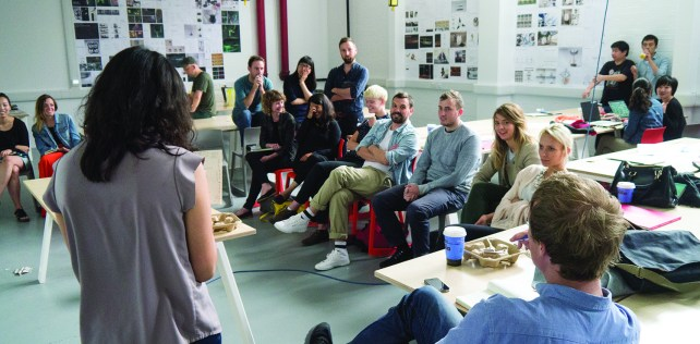Teaching roles at IALab