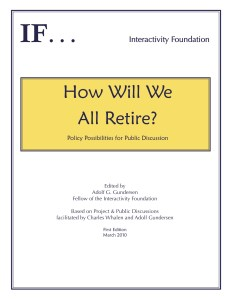 How Will We All Retire cover page