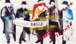 Schifano - Futurismo rivisitato-Balla (1965-1966)