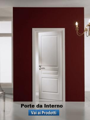 porte da interno con testo