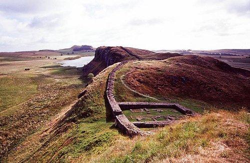 Hadrian's Wall a legacy of Roman Britain